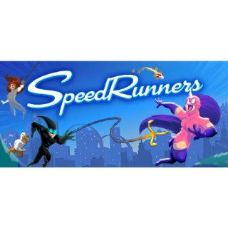 SpeedRunners - Steam Key GLOBAL (Instant - Auto Delivery)
