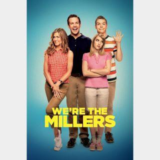 We're the Millers MA HD VUDU HDX