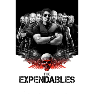 The Expendables ITUNES ACTUAL CODE XML SD