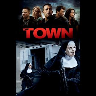 The Town XML SD ITUNES MUST KNOW WORKAROUND