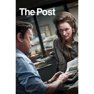 The Post MOVIES ANYWHERE HD