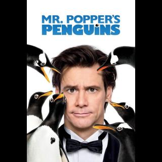Mr. Popper's Penguins XML ITUNES SD MUST KNOW WORKAROUND