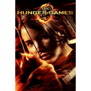 The Hunger Games Vudu sd or hd