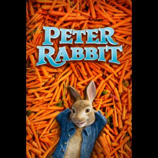Peter Rabbit Movies Anywhere HD