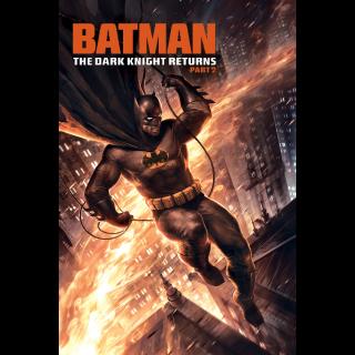Batman: The Dark Knight Returns, Part 2 VUDU HD