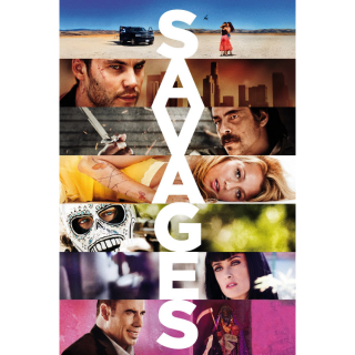 Savages ITUNES HD