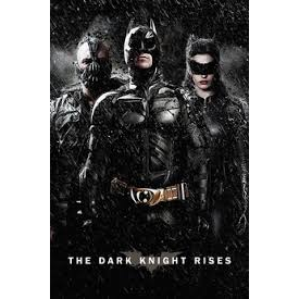 The Dark Knight Rises VUDU HDX