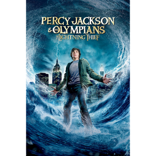 Percy Jackson & the Olympians: The Lightning Thief ITUNES SD XML MUST KNOW WORKAROUND