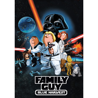 Family Guy Presents: Blue Harvest XML SD ITUNES MUST KNOW WORK AROUND