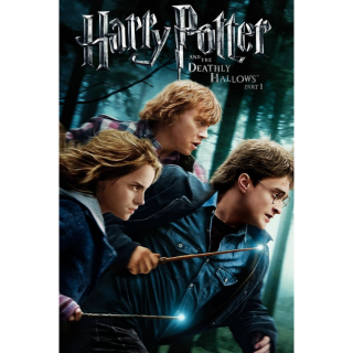 Harry Potter and the Deathly Hallows: Part 1 VUDU HDX