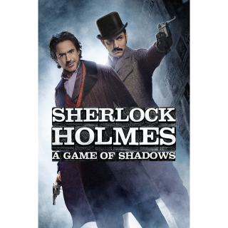 Sherlock Holmes: A Game of Shadows VUDU HDX