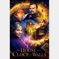 The House with a Clock in Its Walls VUDU OR ITUNES HDX
