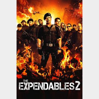 The Expendables 2 VUDU HDX