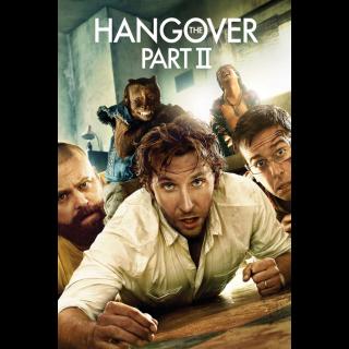 The Hangover Part II VUDU HDX