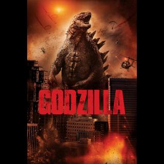 Godzilla VUDU HDX