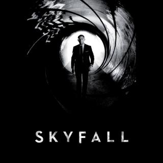Skyfall 007 VUDU HDX