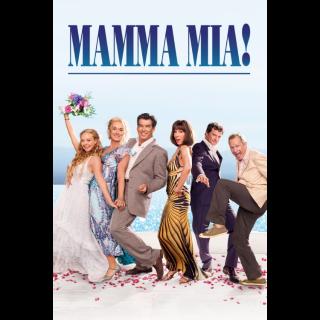 Mamma Mia! XML WORKAROUND ITUNES SD