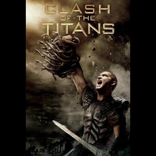 Clash of the Titans XML ITUNES SD