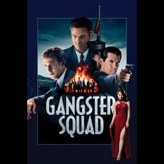 Gangster Squad VUDU HDX
