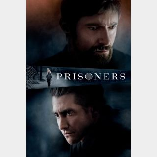 Prisoners VUDU HDX MA HD