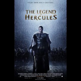 The Legend of Hercules VUDU HDX