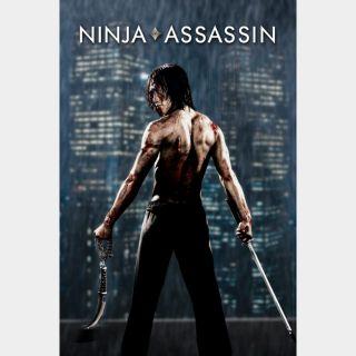 Ninja Assassin ITUNES XML SD MUST KNOW WORKAROUND