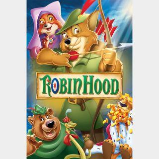 Robin Hood MA HD