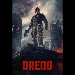 Dredd VUDU HDX