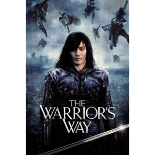 The Warrior's Way XML SD ITUNES MUST KNOW WORKAROUND