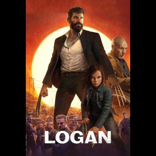 Logan VUDU HDX MA HD