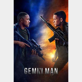 Gemini Man UHD 4K VUDU
