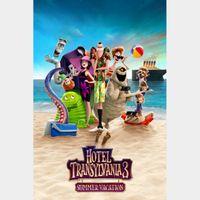 Hotel Transylvania 3: Summer Vacation VUDU MA ITUNES HD