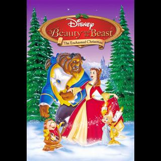 Beauty and the Beast: The Enchanted Christmas MA DMR HD