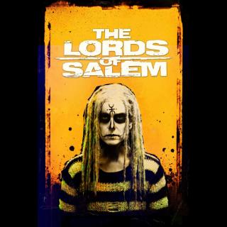 The Lords of Salem VUDU HDX