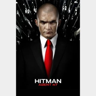 Hitman: Agent 47 VUDU HDX - MA - ITUNES HD