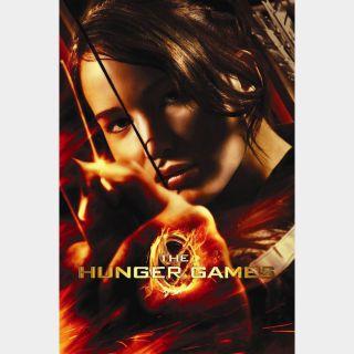 The Hunger Games VUDU HDX