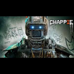 Chappie VUDU HDX