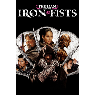 The Man with the Iron Fists ITUNES HD