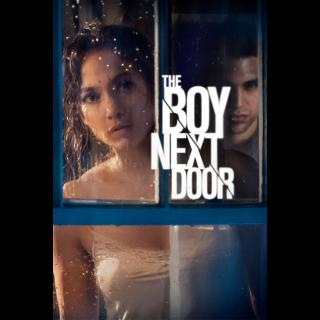 The Boy Next Door Vudu hdx