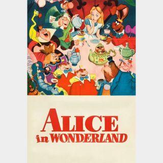 Alice in Wonderland GOOGLE PLAY HD