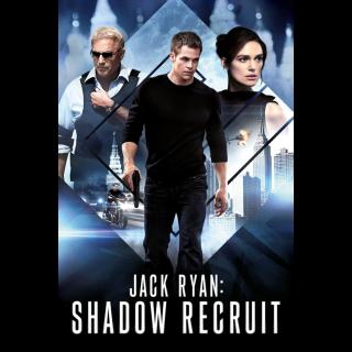 Jack Ryan: Shadow Recruit VUDU HDX