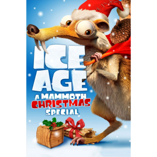 Ice Age: A Mammoth Christmas ITUNES SD XML MUST KNOW WORKAROUND