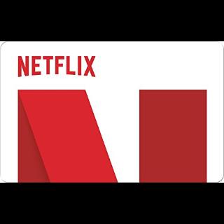 $25.00 Netflix