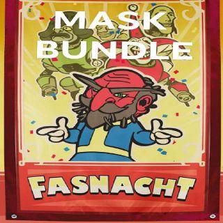 Apparel | Fasnacht Mask Bundle