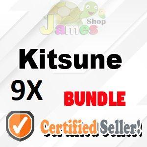 Bundle   9X Kitsune Bundle