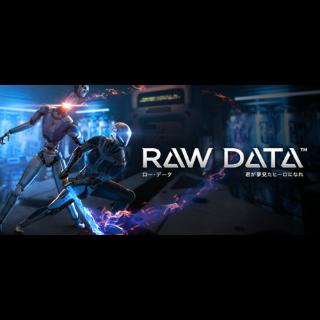 Raw Data VR Steam Key GLOBAL