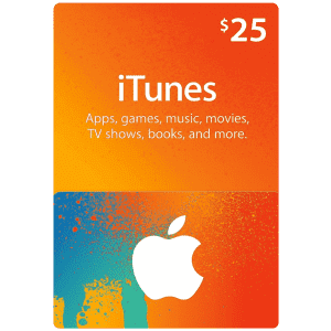 [AUTO DELIVERY] ITUNES $25.00 USA Greet deal