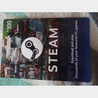 Steam voucher