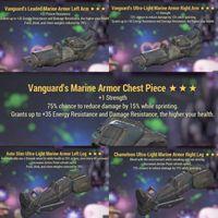 Apparel | Vanguard Cav. Marine Set