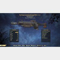 Weapon | Quad FFR LVC Assault